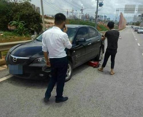 汽车充气救援