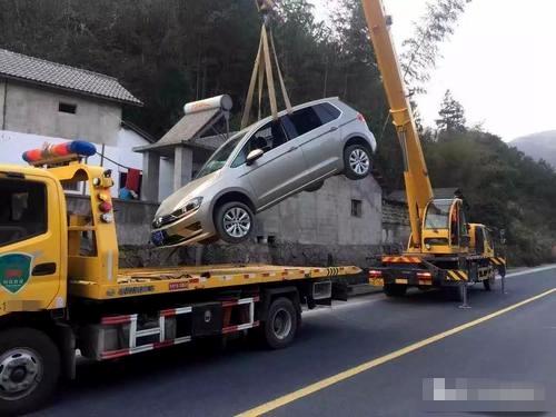 道路吊车救援